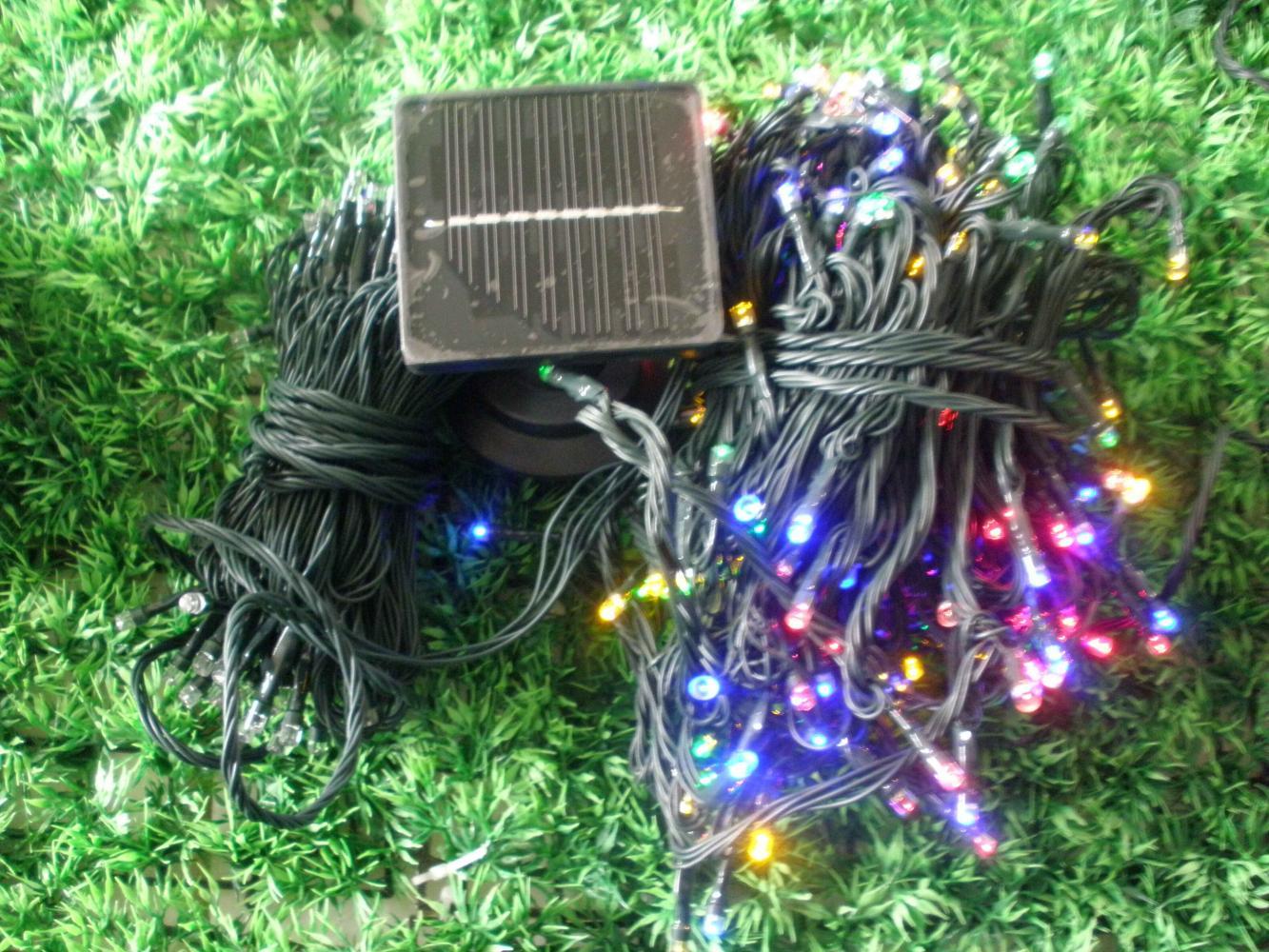 Solarshop iluminacion y decoracion solar for Luces de navidad solares para exterior